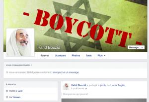 Profil de Hafid Bouzid