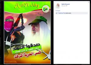 Propagande  faite par Hafid Bouzid