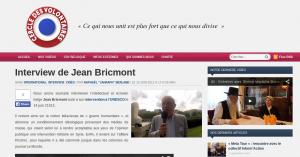 Et de leur amis Jean Bricmont...