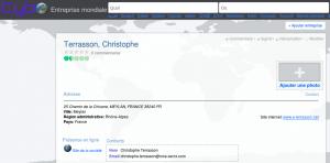 Christophe Terrasson sur cybo.com