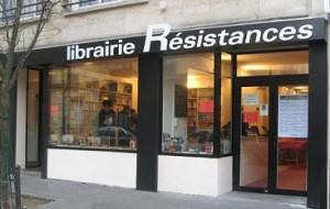 La librairie Resistance