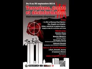 L'affiche de la campagne de ReOpen911